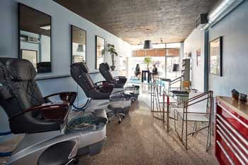 Nail Spa at Gary Lambert Salon