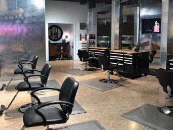 Chair rentals available at Winter Park's top rated salon