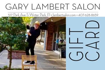 Lambert Salon gift cards